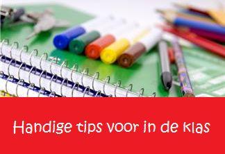 Handige tips voor in de klas