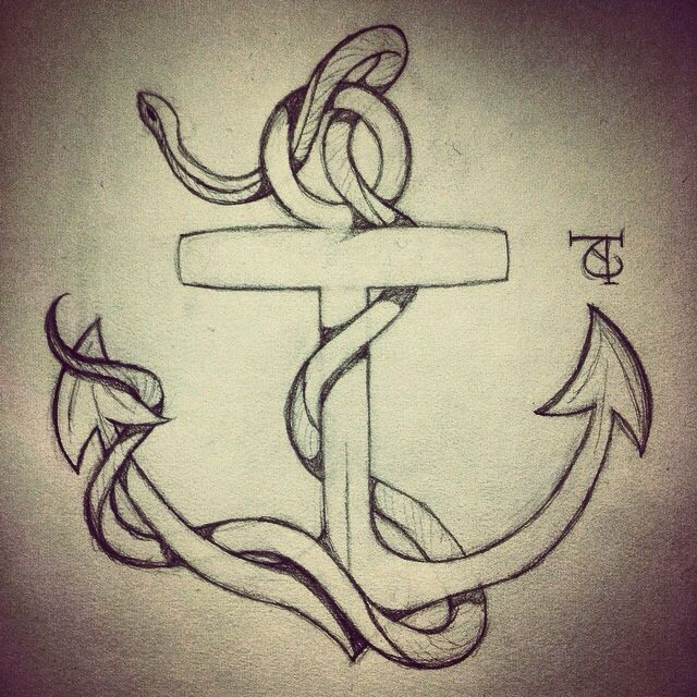 My original, for a first tattoo of mine