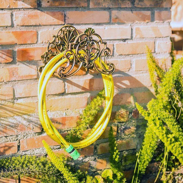 Adesivo Para Box De Banheiro ~ 25+ melhores ideias sobre Suporte de mangueira de jardim no Pinterest Carretel da mangueira