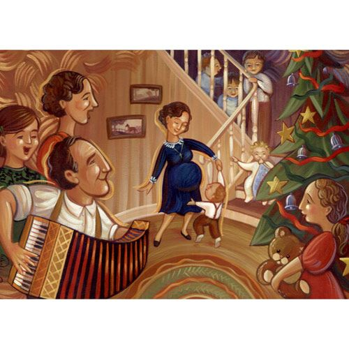 Christmas dance - Mylène Henry
