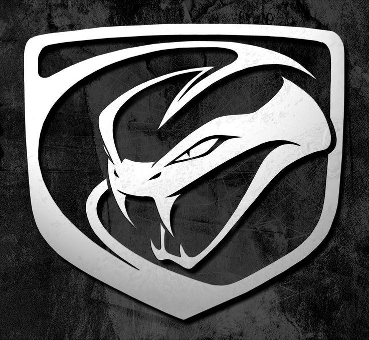 dodge viper logo vector 2014
