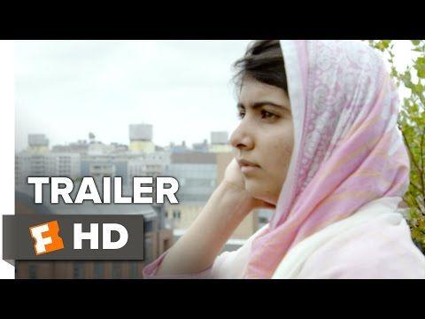 He Named Me Malala Official Trailer #2 (2015) - Malala Yousafzai Documentary HD - YouTube