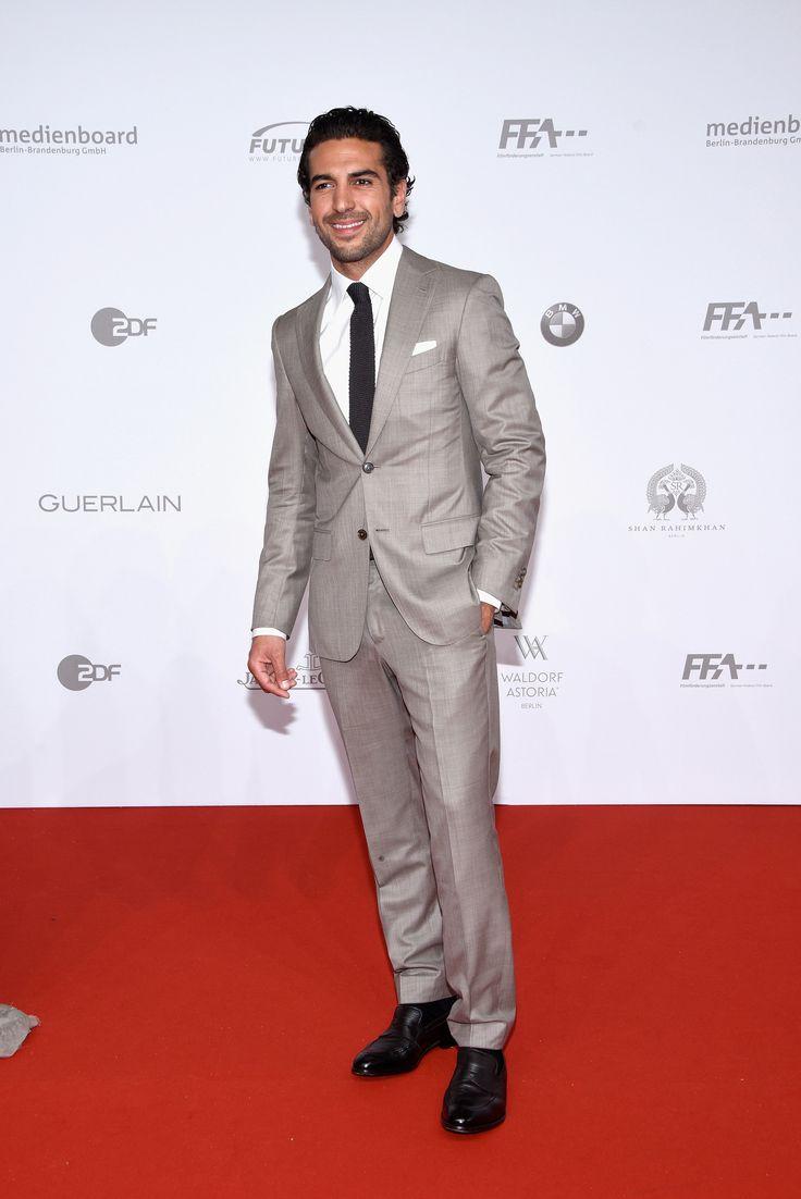 Elyas M'Barek beim Deutschen Filmpreis in Berlin