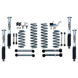 Rubicon Express 3.5 in. Jeep Lift Kit - 1993-1998 Jeep Grand Cherokee ZJ Parts - RE8005M