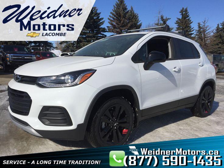 2018 Chevrolet Trax *REDLINE EDITION*