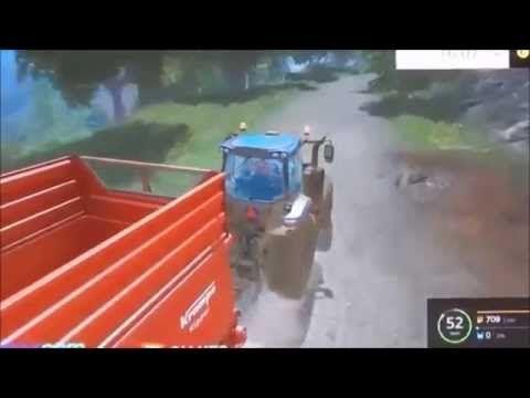 Farming simulator 2015
