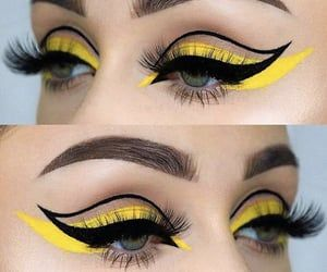 Makeup Eye Looks, Eye Makeup Art, Colorful Eye Makeup, Halloween Makeup Looks, Crazy Makeup, Eye Makeup Tips, Cute Makeup, Scary Halloween, Halloween Costumes