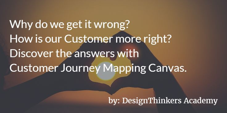 Try the Customer Journey Mapping Canvas at http://thetoolkitproject.com/tool/customer-journey-mapping  #designthinking
