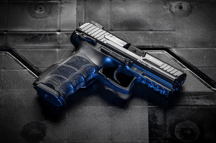 HK P30 by Stickman.  This gun feels amazing in your hand.