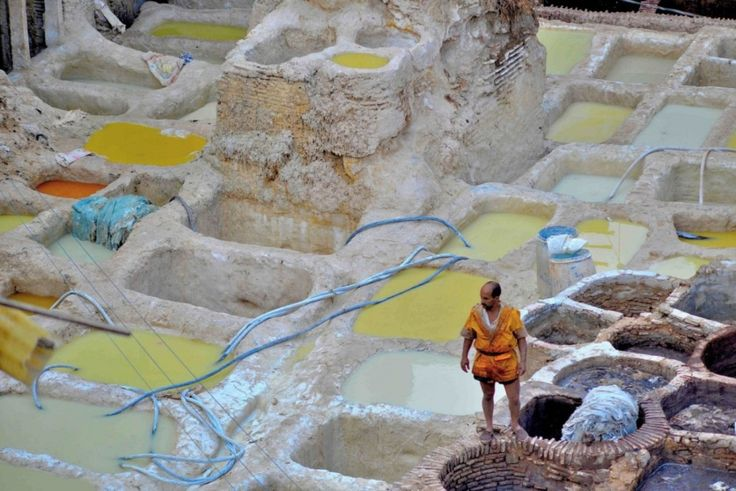 Marocco - i colori della pelle