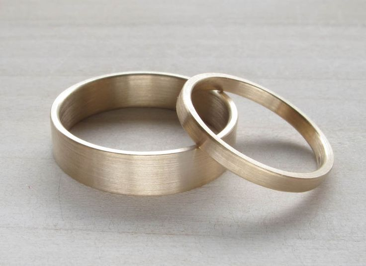 17 Best ideas about Modern Wedding Rings on Pinterest Modern