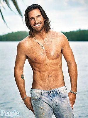 Jake Owen and More of Country's Hottest Guys Go Shirtless - I could LICK him ... seriously!