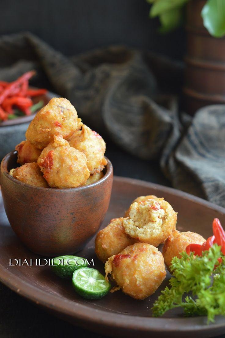 Diah Didi's Kitchen: Dempel ( Perkedel Ikan )