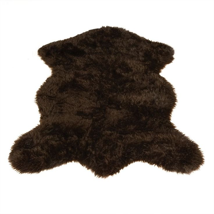 Rosenberry Rooms has everything imaginable for your child's room! Share the news and get $20 Off  your purchase! (*Minimum purchase required.) Classic Brown Bear Pelt Rug