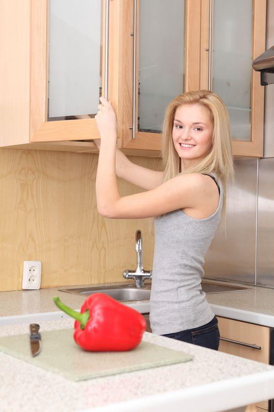 hábitos para manter a casa em ordem