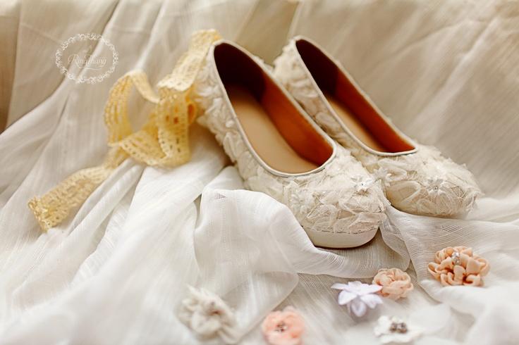 Handmade Wedding shoes