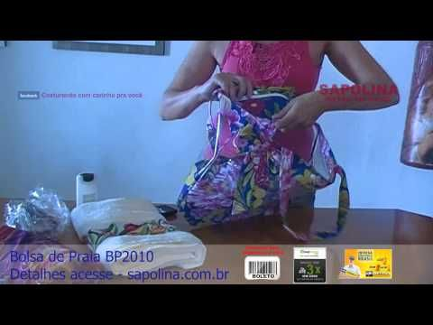 Bolsa Praia BP2010 - YouTube