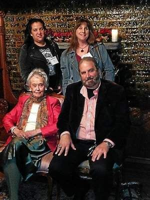Real 'Annabelle' story shared by Lorraine Warren at Milford's Lauralton Hall
