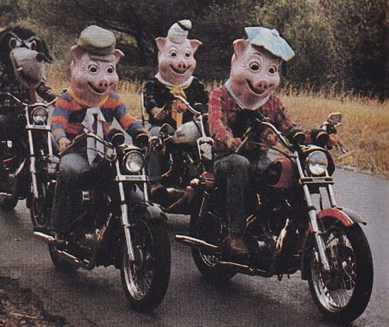 Pigs on Choppers