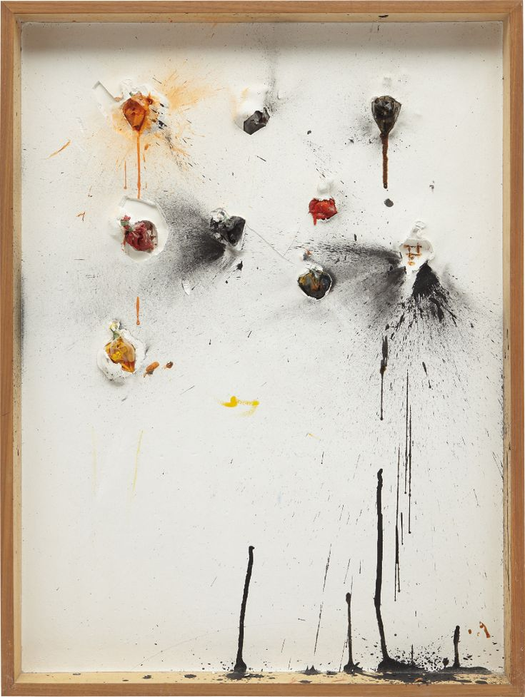 Niki de Saint Phalle, [Untitled], 1964, Phillips: Evening and Day Editions #biblioteques_UVEG