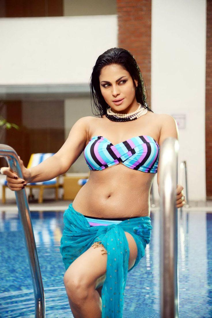 Veena Malik Hot Photos In Bikini  Veena Malik Hot Photos In Bikini -3534