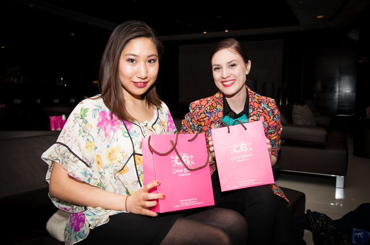Beautiful Bloggers - Olivia Yi and Andra Maier