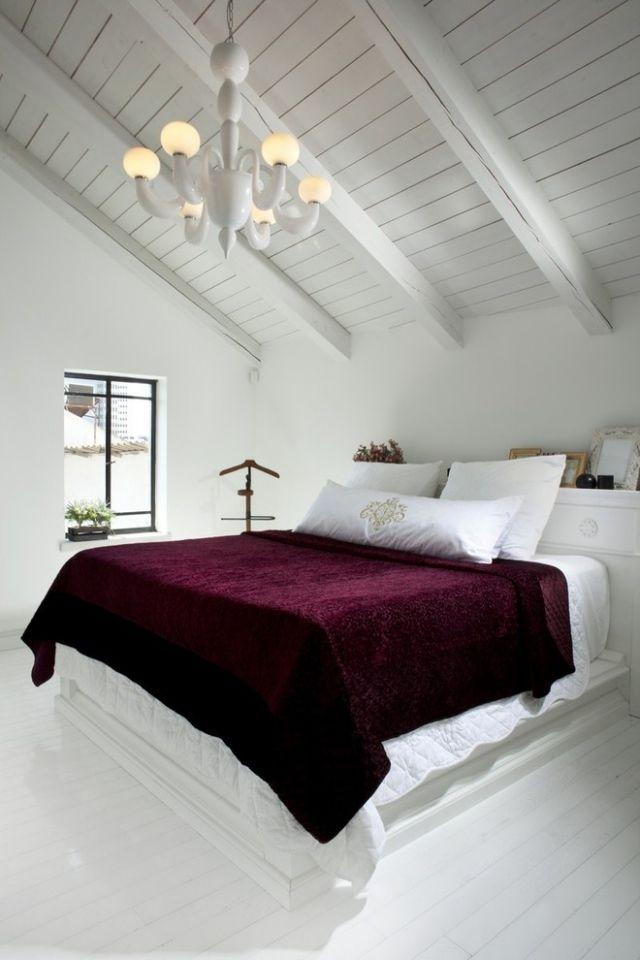 Schlafzimmergestaltung Mit Dachschrage Zum Wohlfuhlen