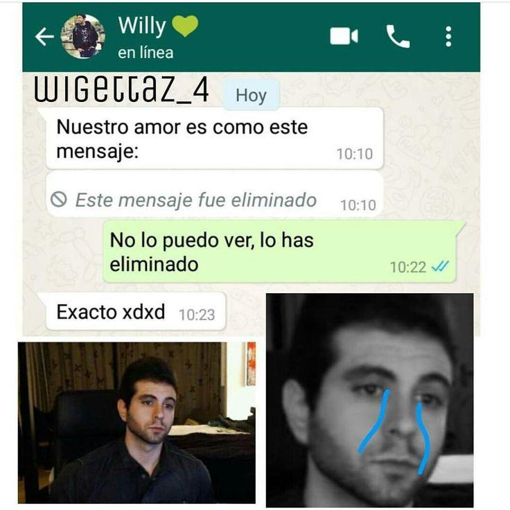 Aiññ!! Willy le a roto a vegetta #Wigetta #Vegetta777 #Willyrex