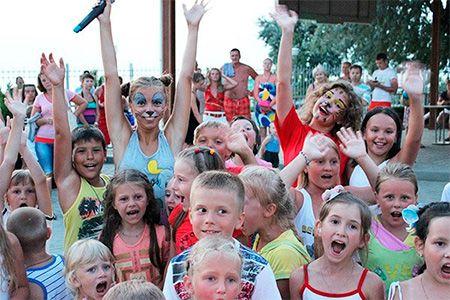 АЛЕАН: Лучшие места для отдыха в Крыму с детьми | Тур Сервис 24