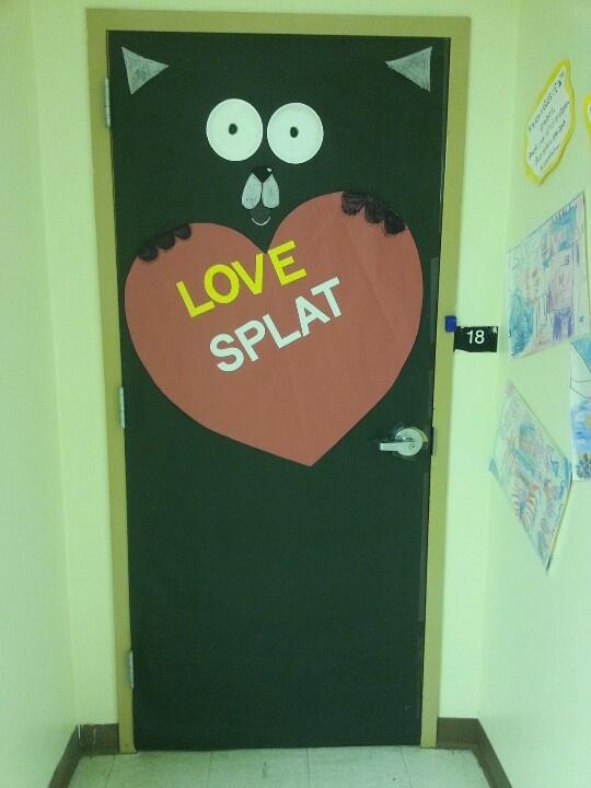 February door idea #bulletin #board | bulletin boards ...