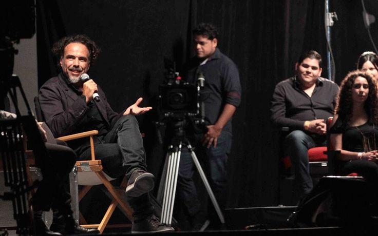 Comparte González Iñárritu las vivencias que alimentan sus filmes « Mty ID Magazine