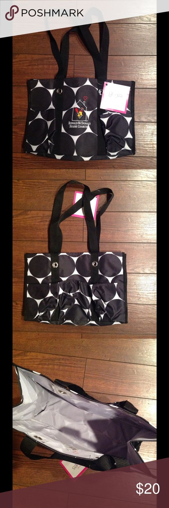 Thirty-One Tote! Thirty-One utility tote new with tag! Thirty-One Bags Totes