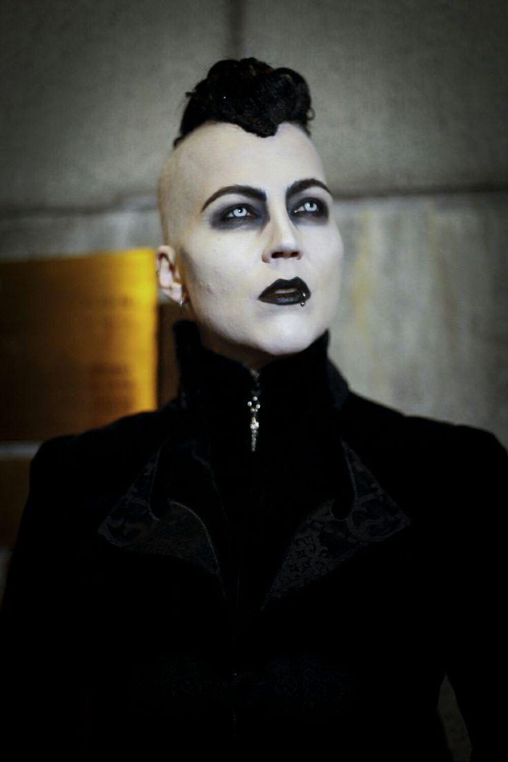 Goth king Blut Vendemann  #gothic #blutvendemann #dark