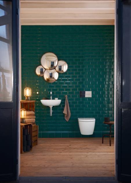 70 besten Badezimmer Bilder auf Pinterest | Badezimmer, Holz und ...