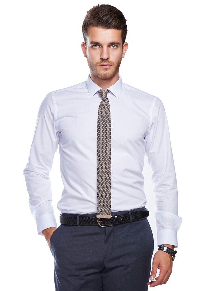 Altınyıldız Slim Fit Gömlek