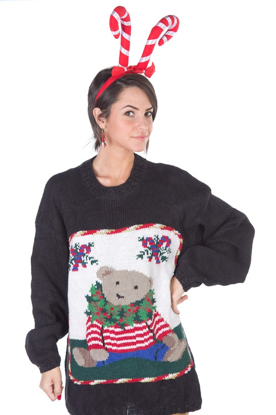 Bear Ugly Christmas Sweater from TheSweaterStore.com