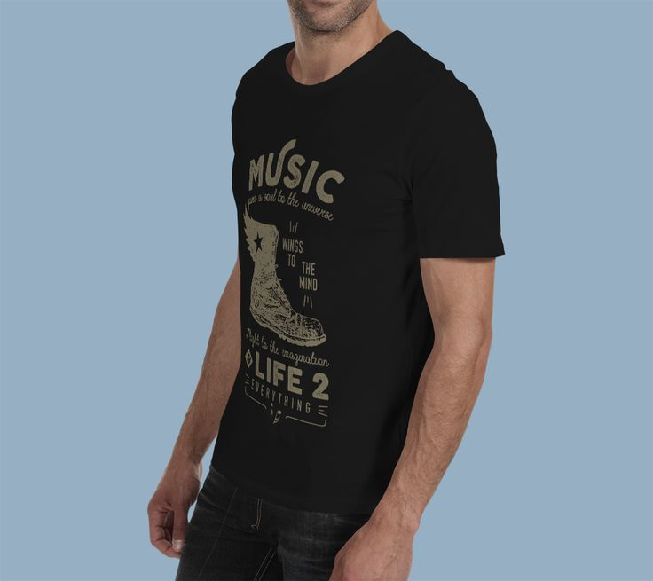 Music Tee via Mess Project. Click on the image to see more! #greece #tshirt #silkscreen