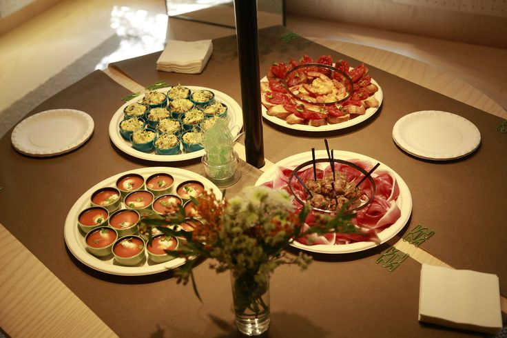 Snacks for our guests on openning day!
