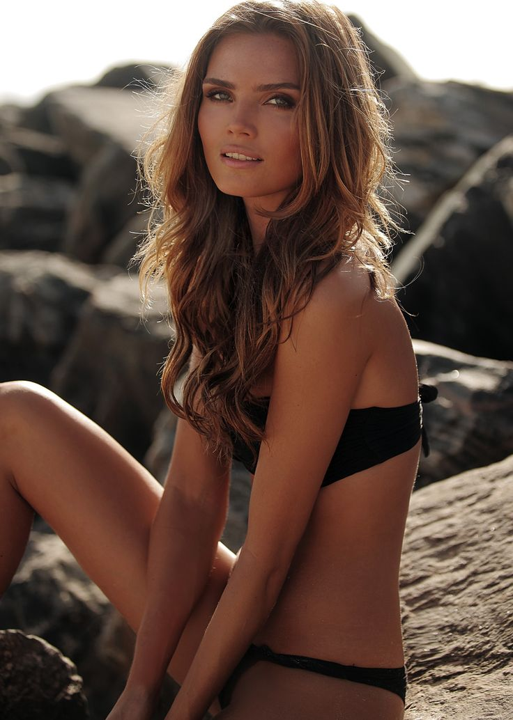Kim Feenstra (Women) photographed by Justin Macala in Miami — view her portfolio