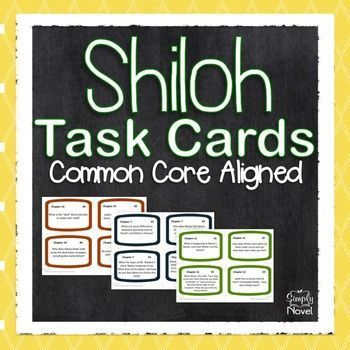 photograph relating to Shiloh Worksheets Printable identify Shiloh methods of exploration