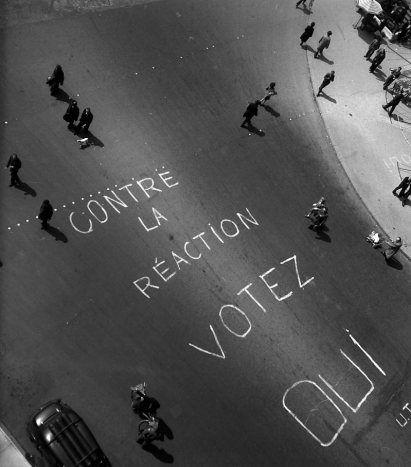 manifestation 1945