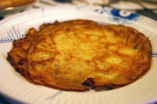 En delikat og simpel opskrift på pandekager