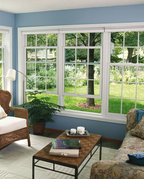 7 best images about our double hung windows on pinterest for Top 5 replacement windows