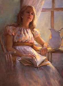 Imagine by Catherine Marchand Oil ~ 18 x 24