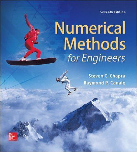 Download PDF of Numerical Methods for Engineers 7th Edition by Steven C. Chapra…