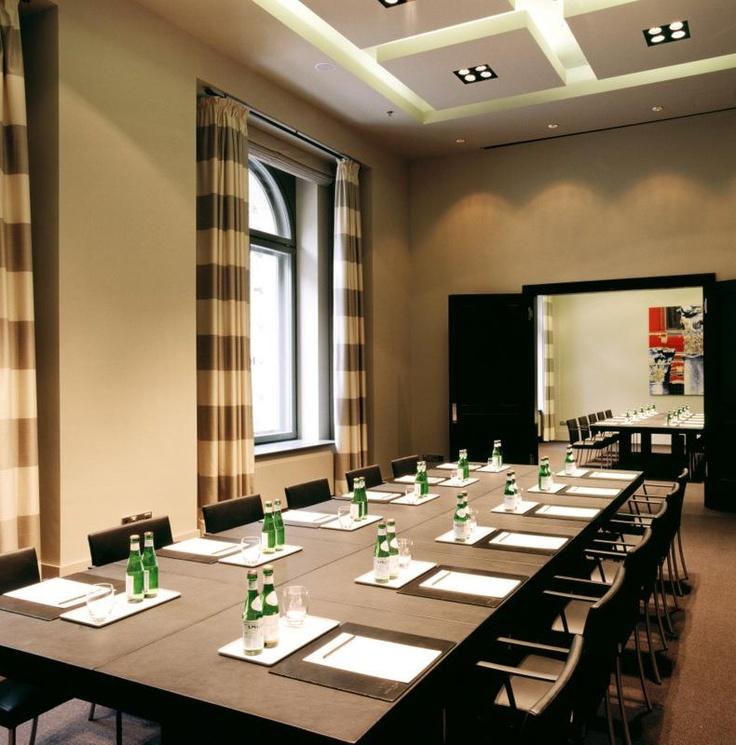 Meeting room at Hotel de Rome