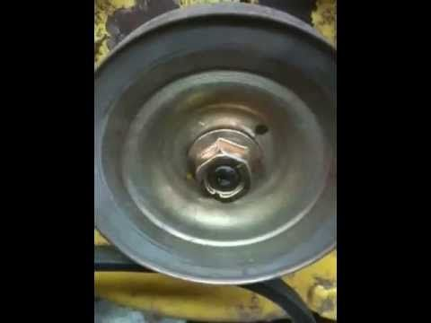 how to fix steering on john deere riding mower