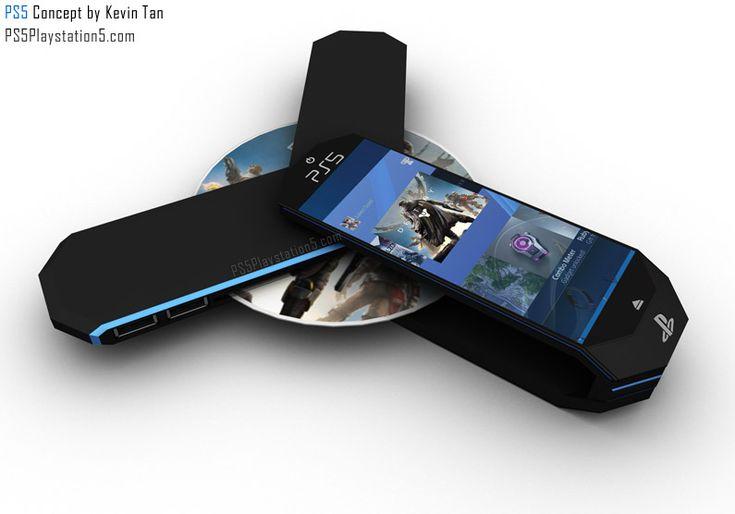 PS5 Portable Open