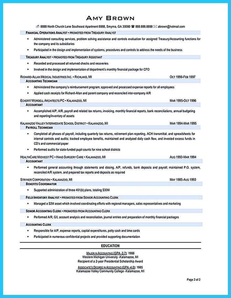 25+ unieke ideeën over Good resume objectives op Pinterest - reconciliation analyst sample resume