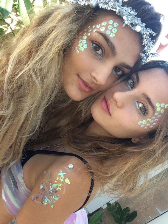 Best 25+ Mermaid costume makeup ideas that you will like on ...